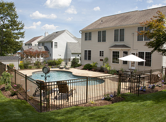 Performance Solutions Pool Fencing